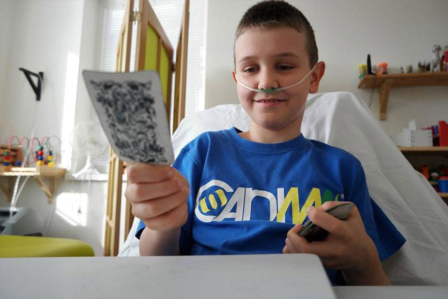 Pomoc diagnostikovaným deťom 11