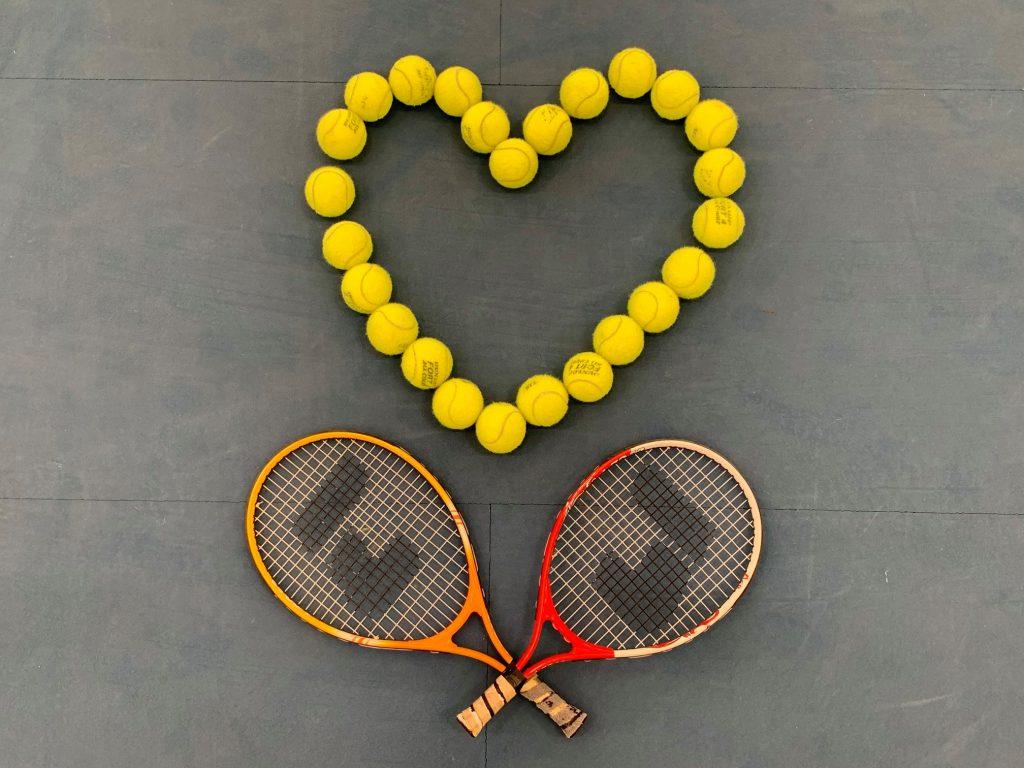 16 detí rozvíjalo svoj pohyb a športový talent na 3-mesačnom tenisovom kurze. 6