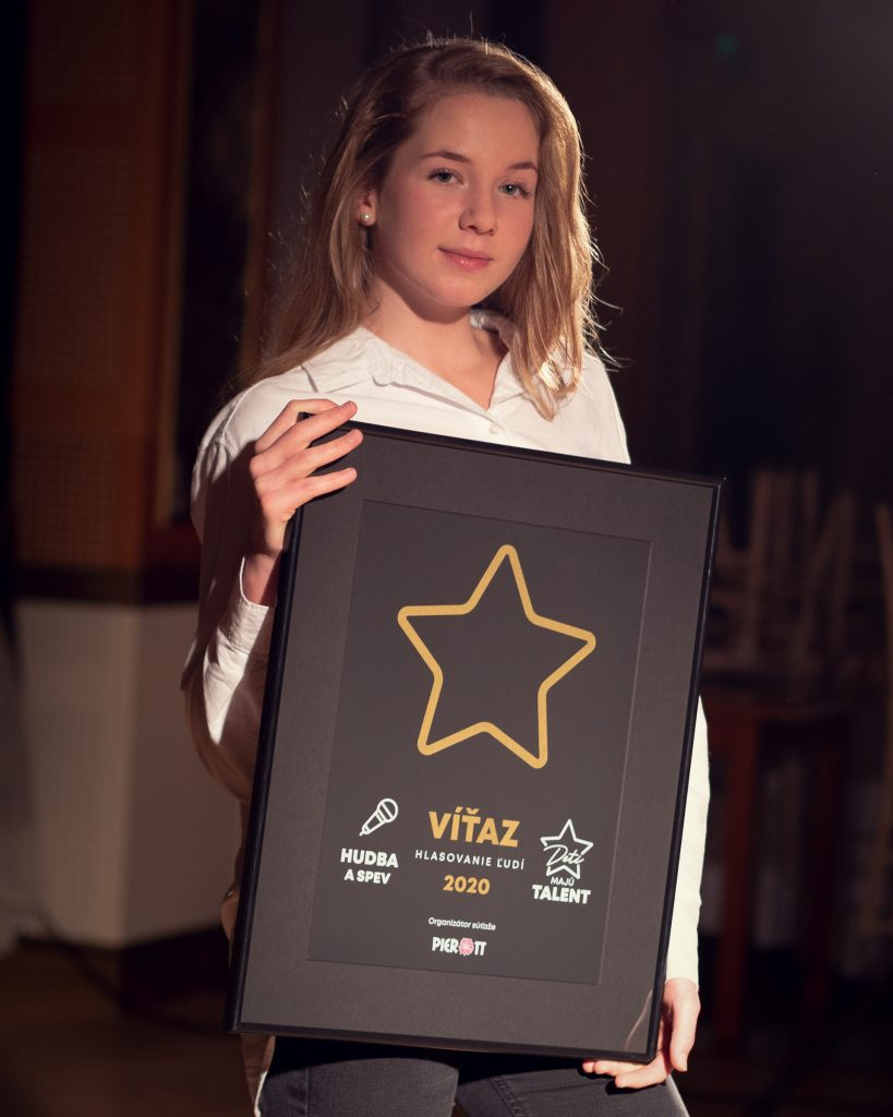 200 detí ukázalo svoj talent takmer miliónu Slovákom. 3