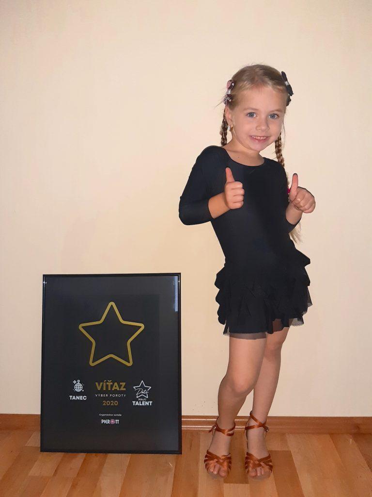 200 detí ukázalo svoj talent takmer miliónu Slovákom. 5
